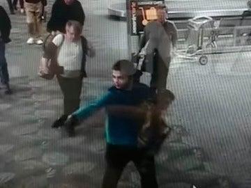 Así comenzó el tiroteo en el aeropuerto de Florida