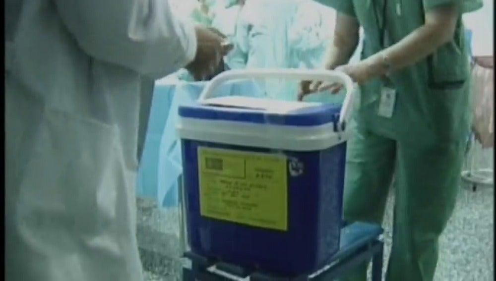 Frame 78.747762 de: España pulveriza su propio récord en donación y trasplantes en 2016