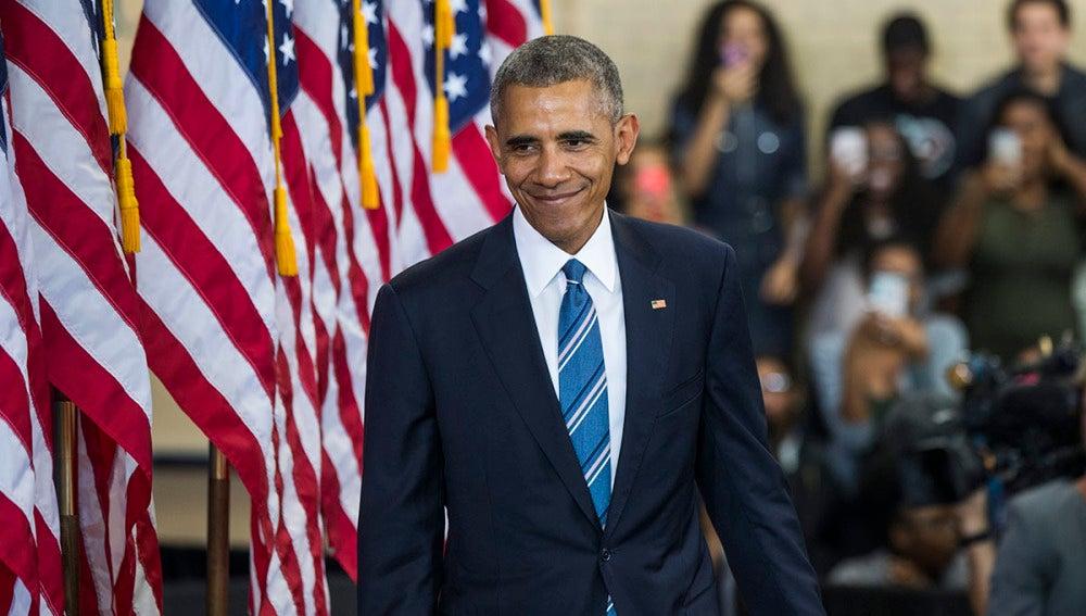 Obama se despide del pueblo estadounidense
