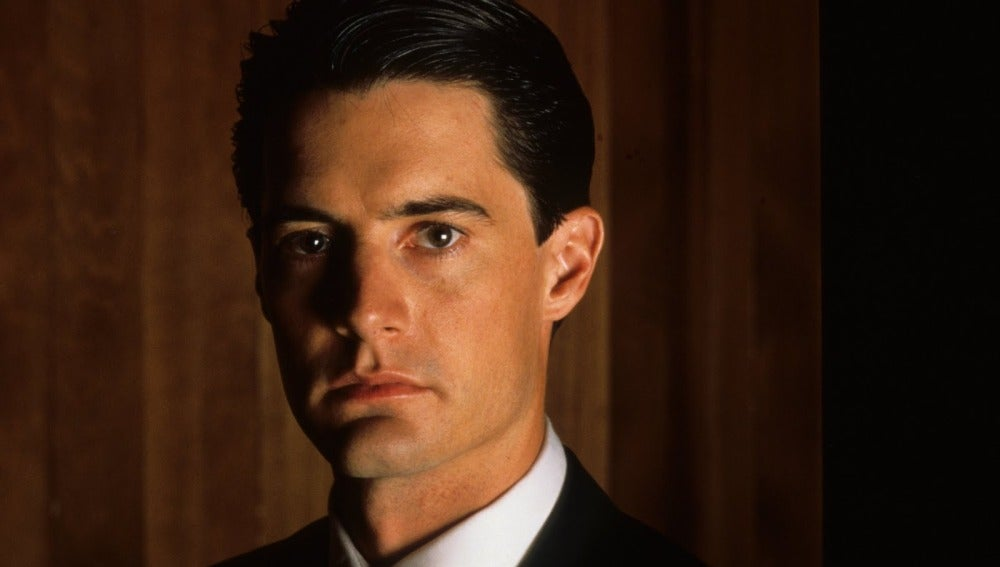 El agente especial Dale Cooper de 'Twin Peaks'