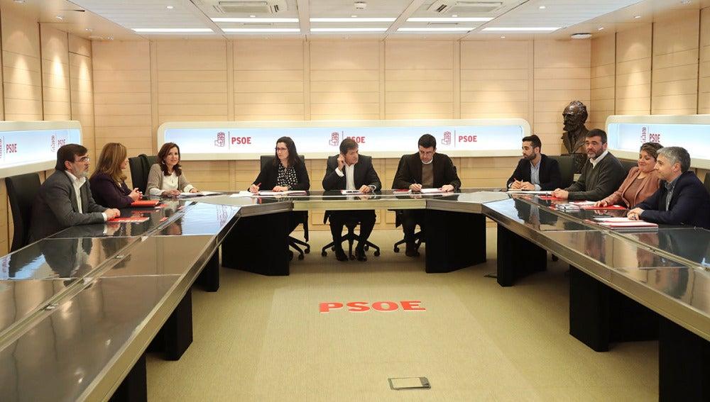 Comisión gestora del PSOE