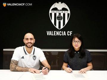 Simone Zaza, nuevo jugador del Valencia
