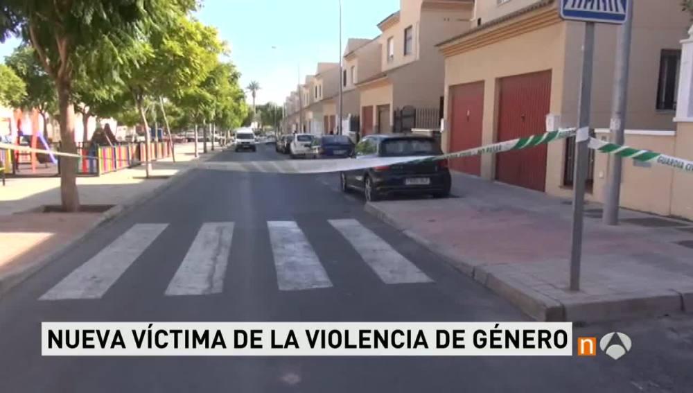 Caso de violencia de género en Almería