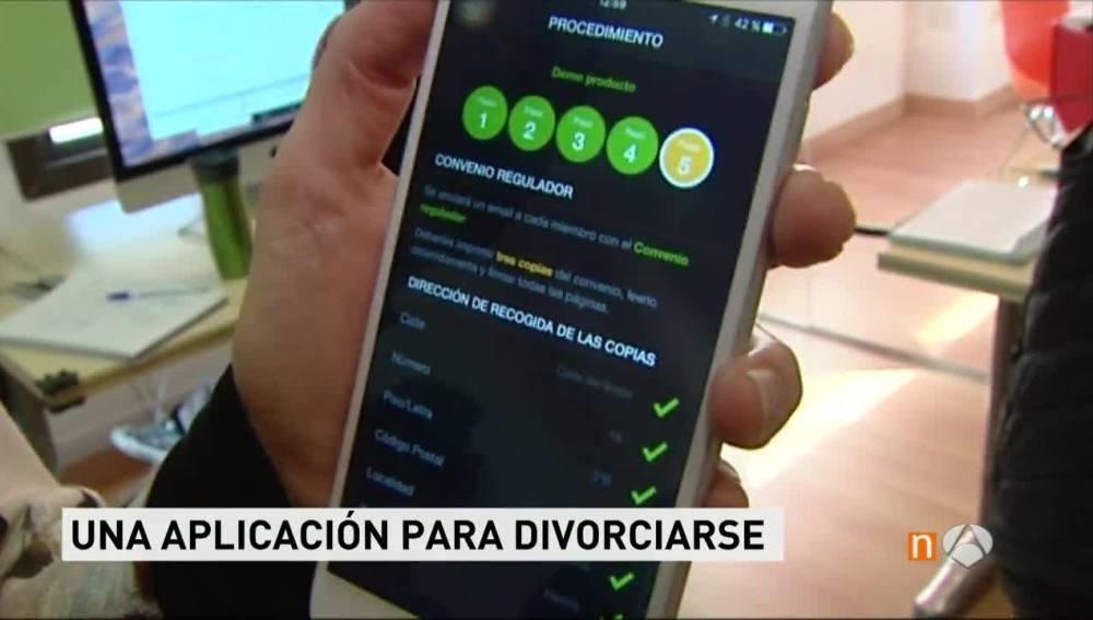 Crean una app para divorciarse en solo cinco pasos