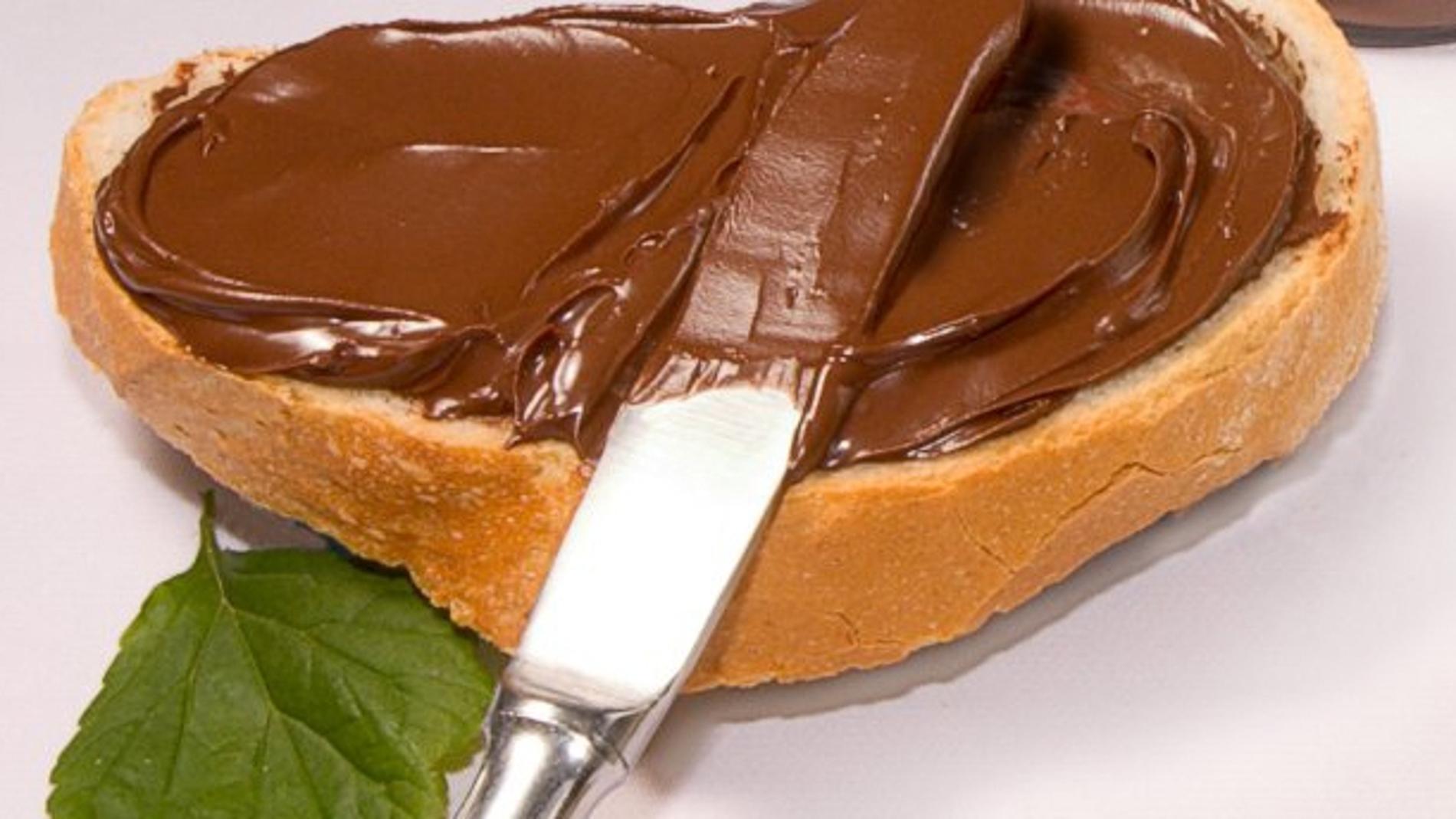 El aceite de palma está en la Nutella