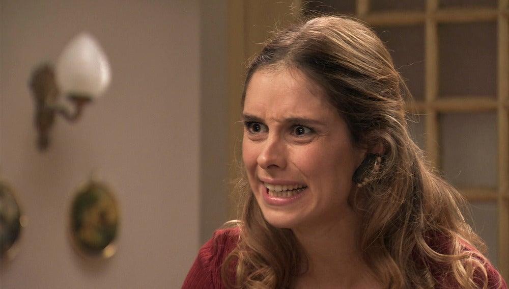 Henar confiesa sus celos ante Fiona