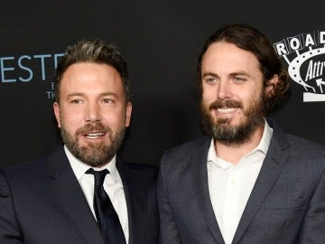 Los hermanos Affleck