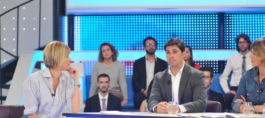 Antena 3 tv lourdes montes sobre el fichaje de fran for Ver espejo publico hoy