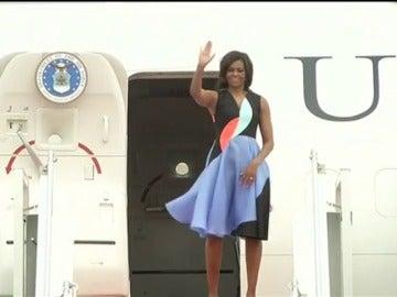 Frame 12.280929 de: Michelle Obama marcó estilo durante 8 años en la Casa Blanca