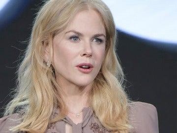 Nicole Kidman en una de sus últimas apariciones