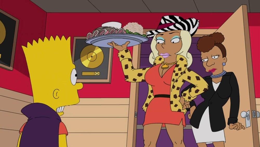 Frame 1.071074 de: Taraji P. Henson ('Empire') estará en el capítulo especial de 'Los Simpson'