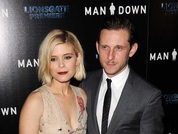 Kate Mara y Jamie Bell