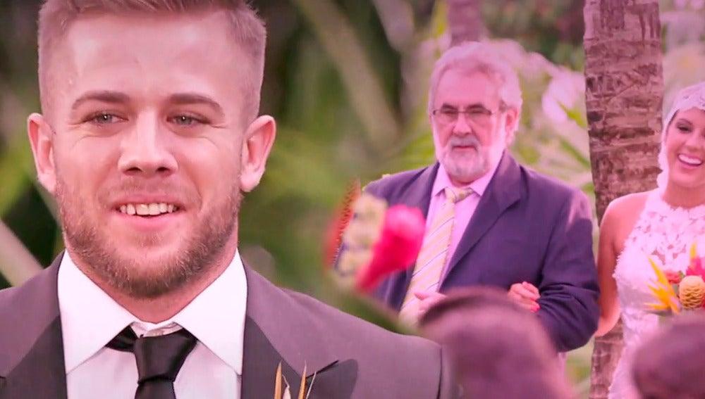 Un marido mujeriego, besos, noches de bodas y nuevos candidatos 'ordinarios'
