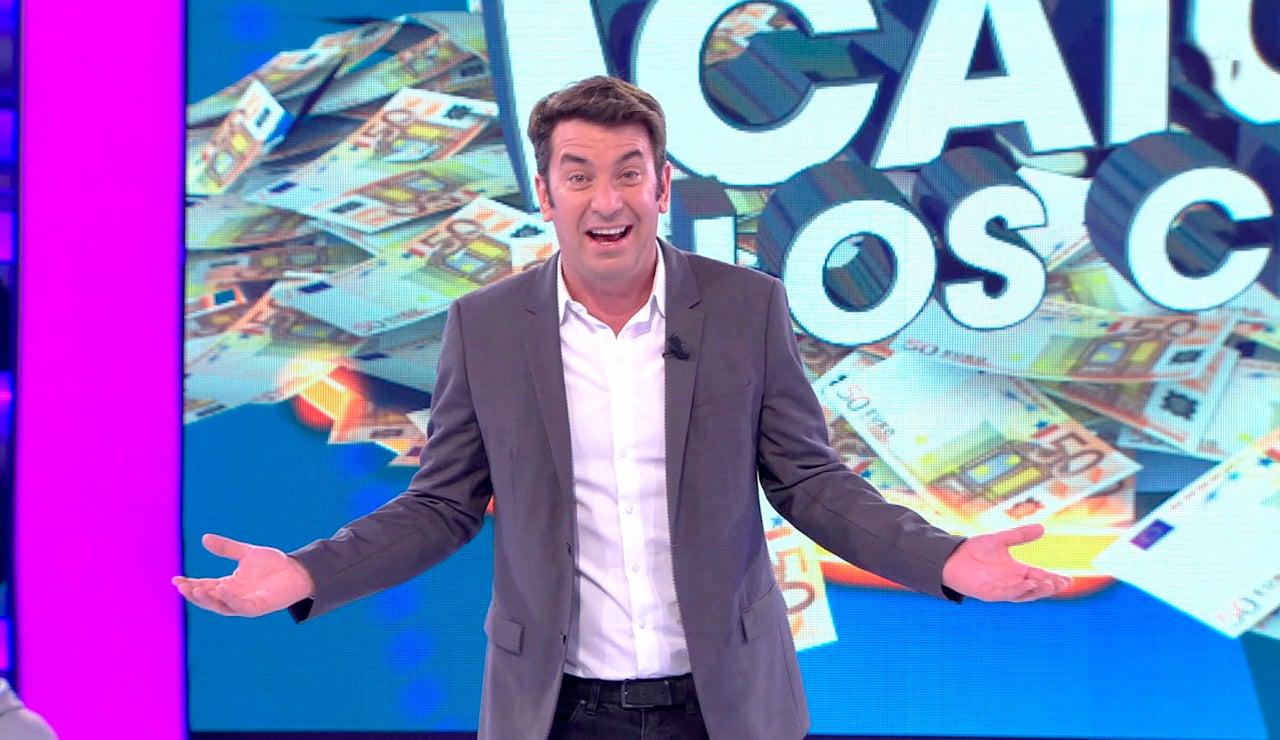 'Los del túnel' se reencuentran con Arturo Valls el viernes en '¡Ahora Caigo!'