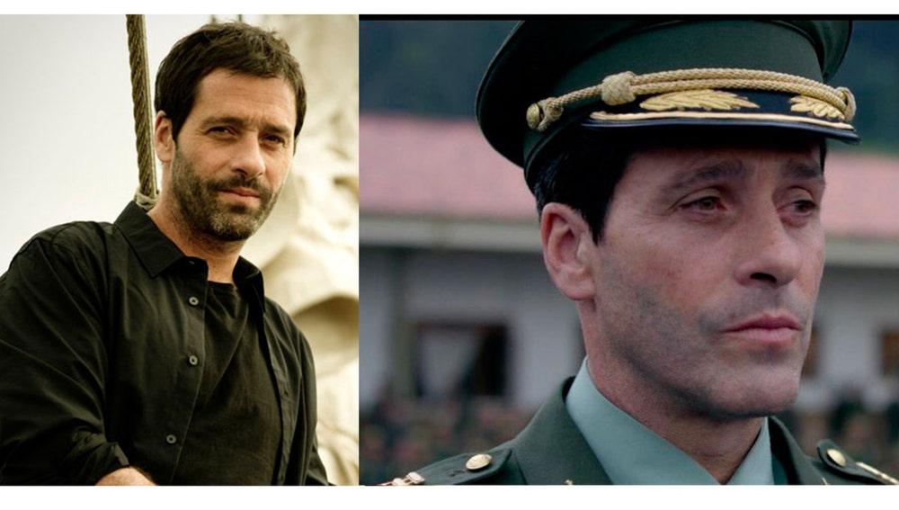 Juan Pablo Shuk en 'El Barco' y 'Narcos'