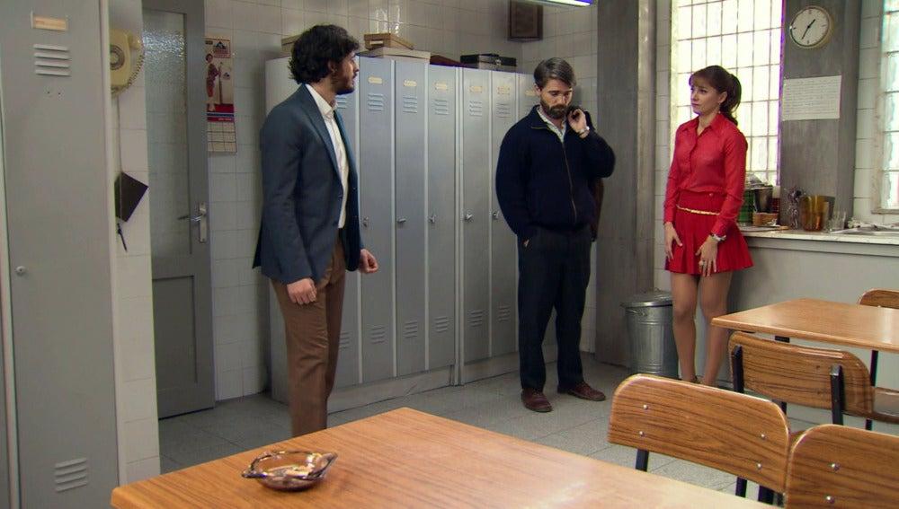 "Jaime a Henar: ""Qué rápido se te olvida todo"""