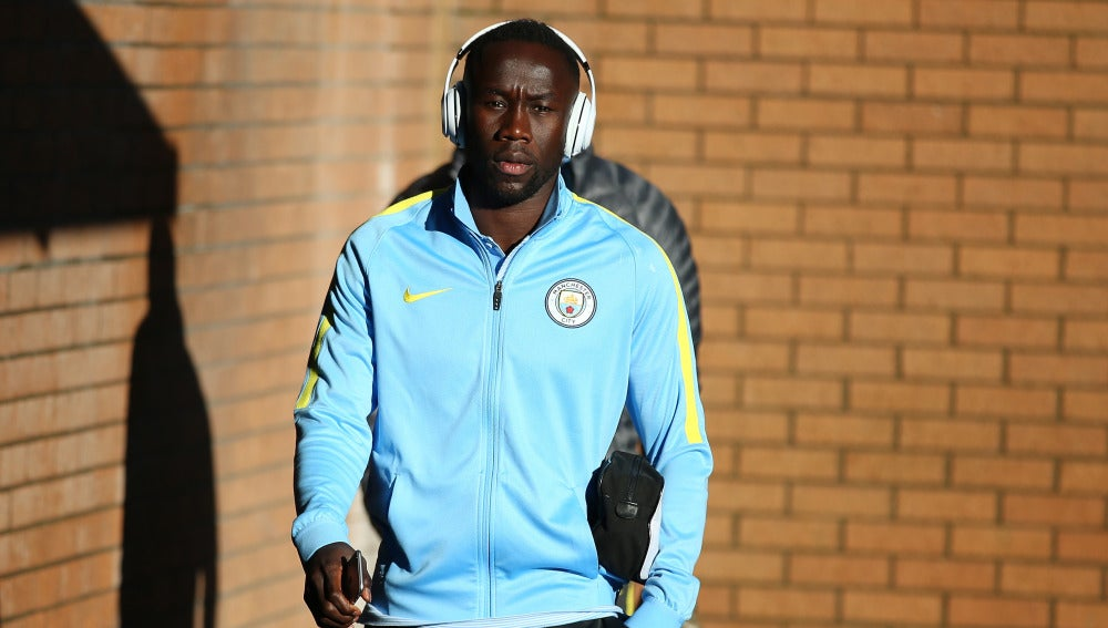 Bacary Sagna, lateral del Manchester City