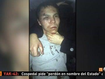 Frame 24.124142 de: Detenido el supuesto autor de la masacre de Nochevieja en Estambul