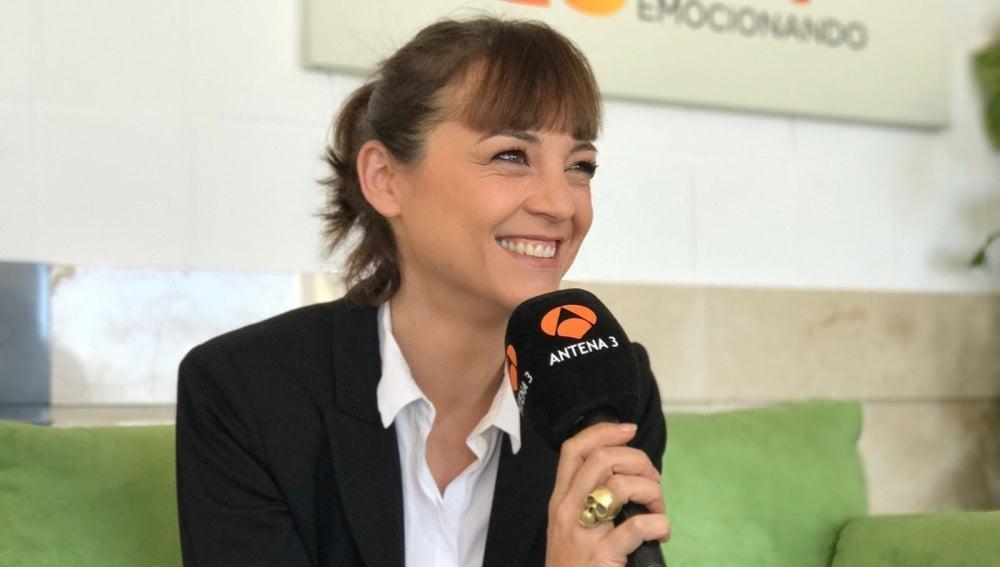 """Leonor Watling: """"Álex lo pasa y lo pasará muy mal"""""""