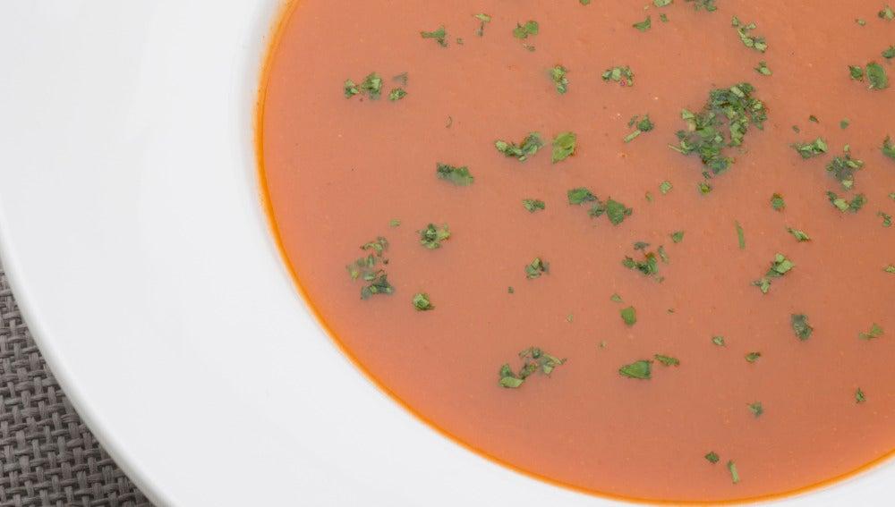 Crema de tomate