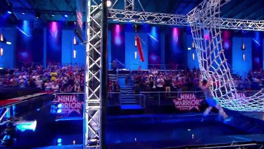 Frame 5.551261 de: Conviértete en el primer 'Ninja Warrior' de España