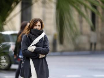 Ola de frío en España