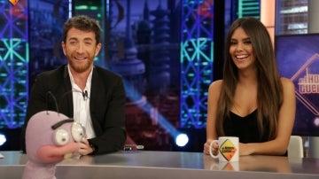 Cristina Pedroche en 'El Hormiguero'