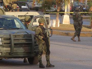 Ataque a la Fiscalía General de Quintana Roo