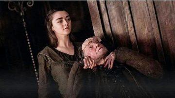 Arya Stark acaba con Walfred Fery