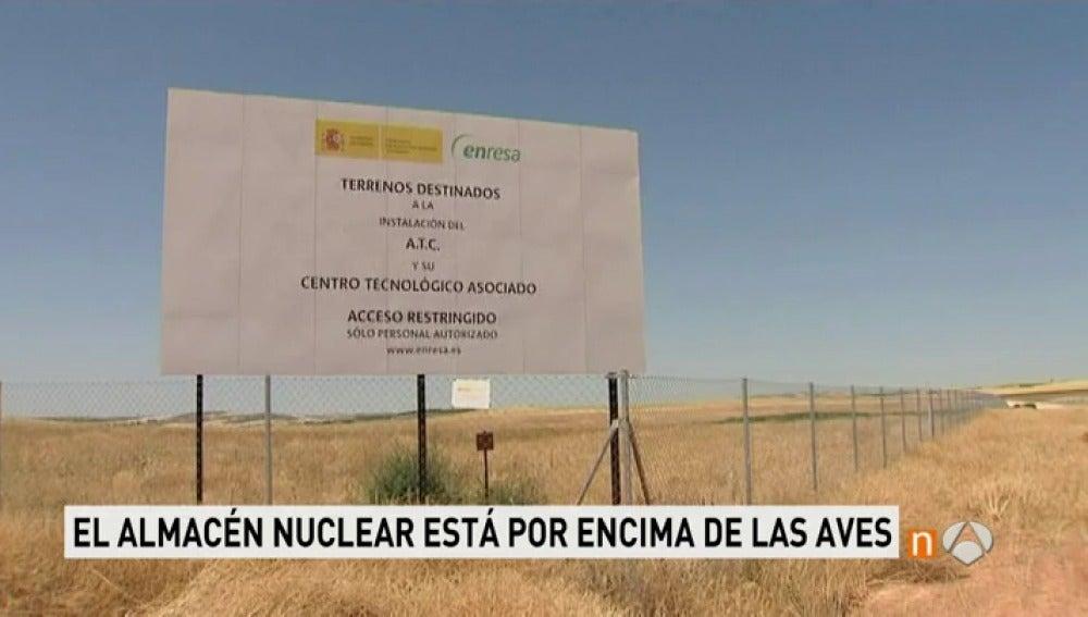 El Supremo suspende el acuerdo de Castilla-La Mancha para evitar la construcción del almacén nuclear