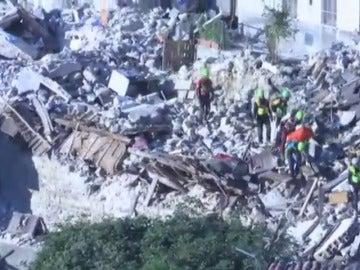 Frame 21.50071 de: La difícil reconstrucción de Amatrice y L'Aquilla
