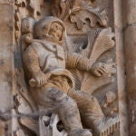 Astronauta, Catedral de Salamanca