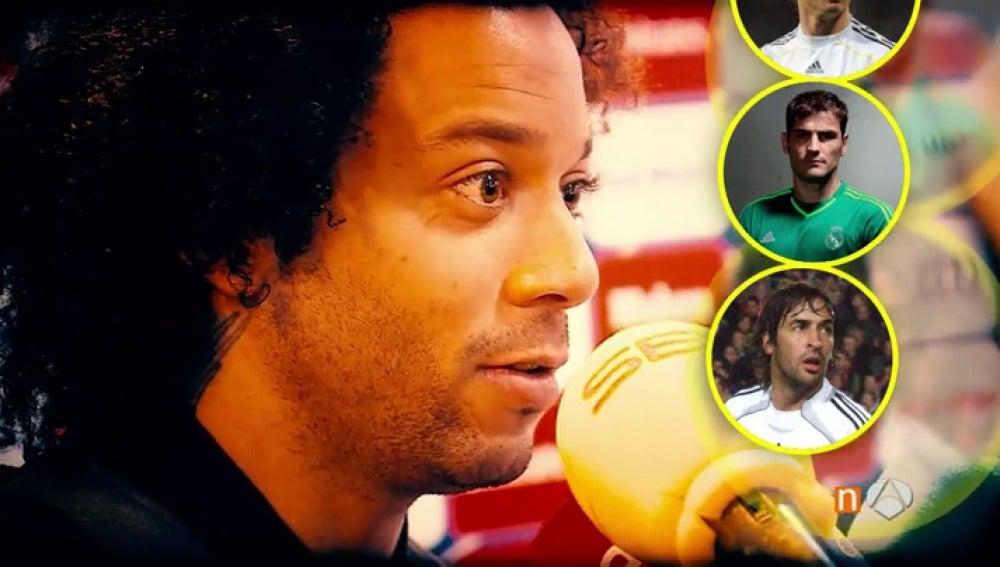 """Frame 20.906666 de: Marcelo: """"Llevo muchos aquí y han pitado a todos... Menos a Raúl"""""""