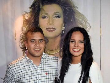 José Fernando y Gloria Camila