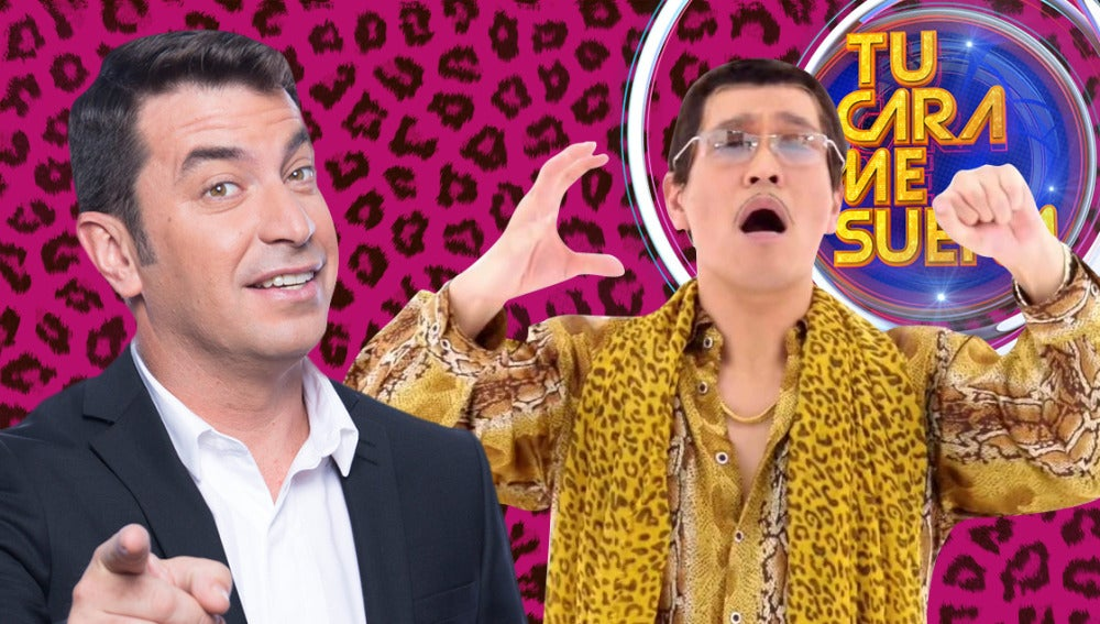Arturo Valls imitará a Pikotaro con su éxito 'Pen pineapple apple pen'