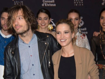 Ana Fernández y Adrián Roma