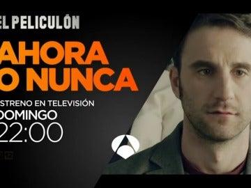 Frame 17.46932 de: El Peliculón de Antena 3 estrena 'Ahora o Nunca'