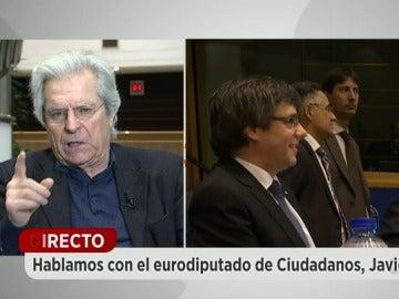 Javier Nart, en Espejo Público