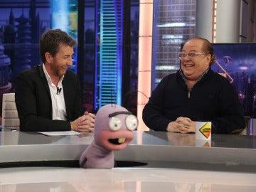 La ronda de chistes más graciosa de la historia, con Paco Arévalo