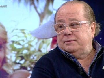 Frame 112.455 de: Paco Arévalo se emociona al recordar a su mujer ya fallecida, el gran amor de su vida