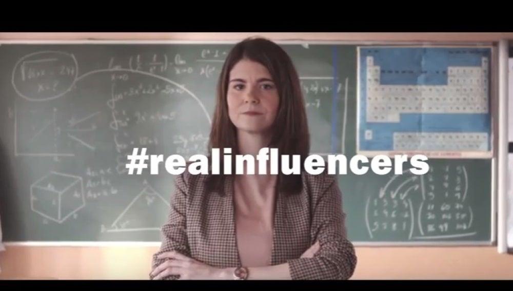 Campaña #realinfluencers