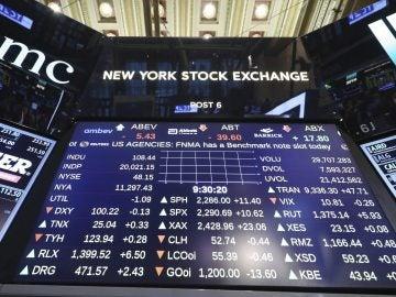 Panel del mercado estadounidense