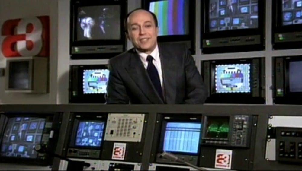 Frame 4.03159 de: Recuerda la primera emisión de Antena 3 Televisión