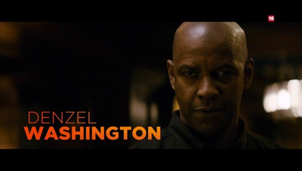 Frame 0.144295 de: El Peliculón estrena 'The Equalizer' (El protector) con Denzel Washington