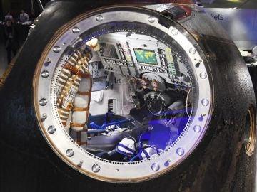 El interior de una nave espacial (26-01-2017)