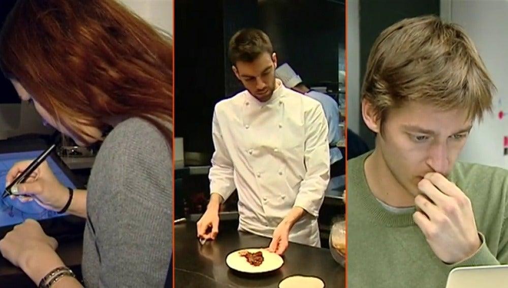 Frame 65.911445 de: Los jóvenes españoles que más influyen en Europa