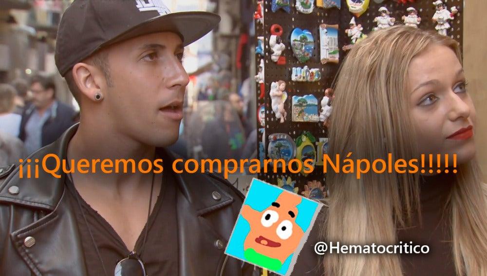 """""""De shopping por Nápoles"""""""