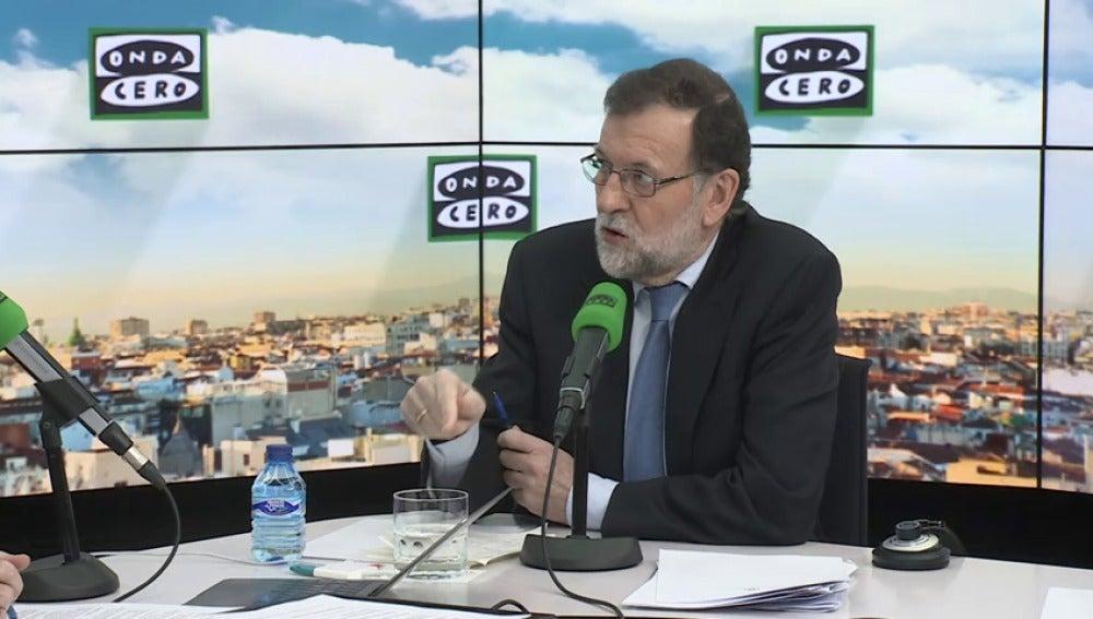 Frame 1.985775 de: Rajoy, sobre las pensiones