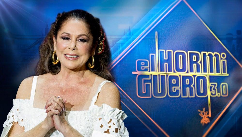 Isabel Pantoja en 'El Hormiguero'