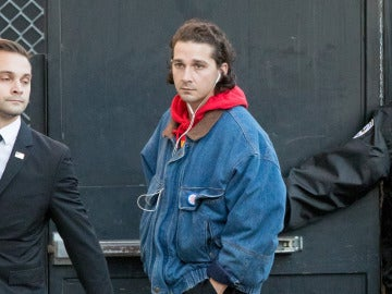 El actor Shia Labeouf